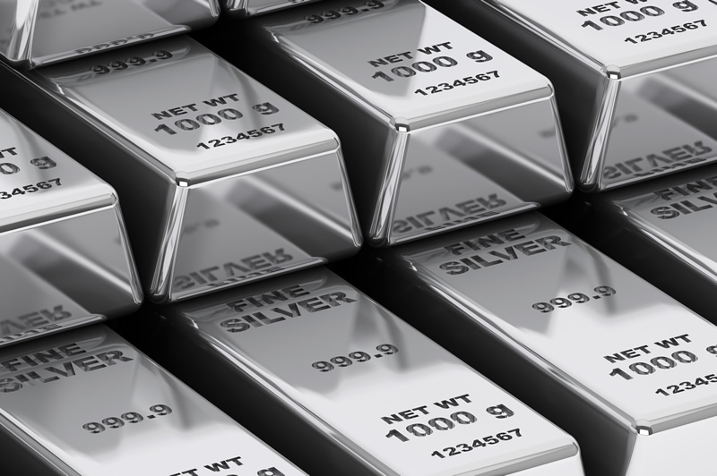 is silver price manipulated