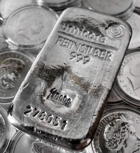 purchase silver bars