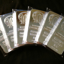 silver bars for sale